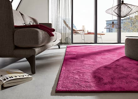 Teppiche von JAB:  Boden von ProSitzen + Wohnen - Leben mit Komfort