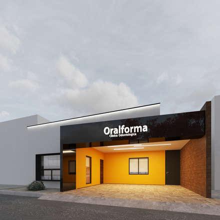Phòng khám by MG estudio de arquitectura
