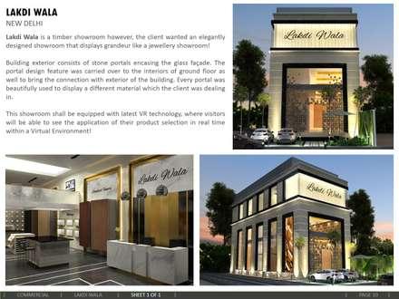Centros comerciales de estilo  por amitmurao.com