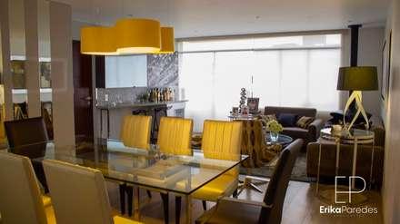 Comedor: Comedores de estilo moderno por EPG  Studio