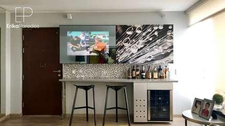 Detalle Smart Mirror: Anexos de estilo moderno por EPG  Studio
