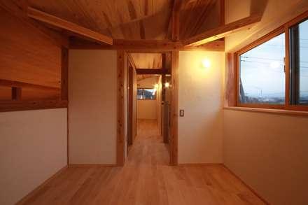 غرفة الاطفال تنفيذ 田村建築設計工房