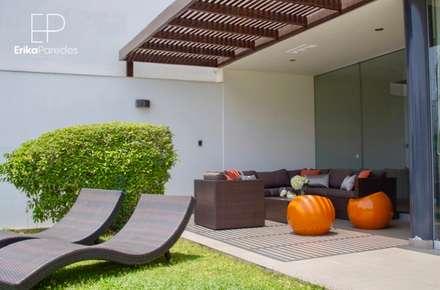 Detalle de Terraza: Terrazas de estilo  por EPG  Studio