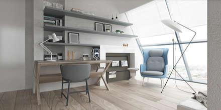 industrial Study/office by Suiten7
