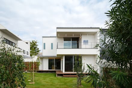 豊橋市 八町通の家: スタジオグラッペリ 1級建築士事務所 / studio grappelli architecture officeが手掛けた家です。