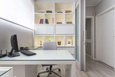 Phòng học/Văn phòng by ABHP ARQUITETURA