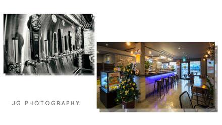 JG PHOTOGRAPHY 소개 포트폴리오: JG PHOTOGRAPHY의  바 & 카페