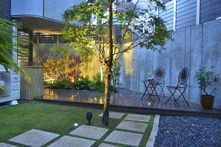 tropical Garden by 大地工房景觀公司