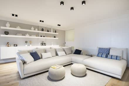 Salones ideas dise os y decoraci n homify - Azulejos decorativos para salones ...