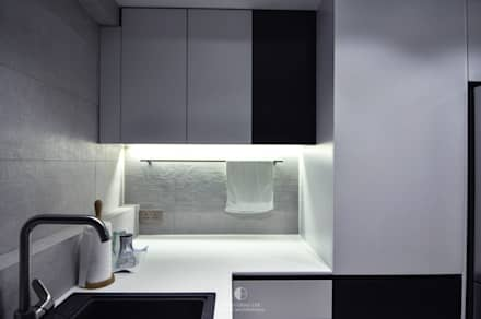 12:  Built-in kitchens by Mister Glory Ltd