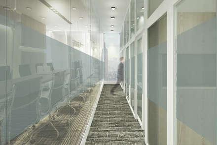 Hallway:  Koridor dan lorong by ARAT Design
