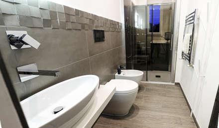 Bagno idee immagini e decorazione homify - Comporre un bagno ...