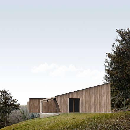 Passive house by Andrea Cianciaruso Studio