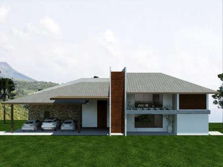 Casas rurales dise os decoraci n y construcci n homify - Disenos de casas rurales ...