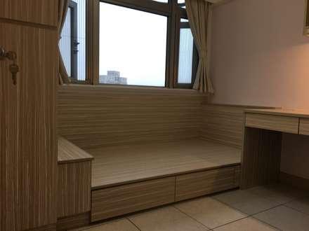 Phòng ngủ by 捷士空間設計