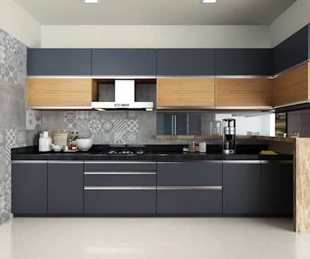 Nice Subramaniam Krishnan: Modern Kitchen By Neelanjan Gupto Design Co