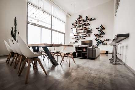 Phòng ăn by Noëlla Aoun Design Studio