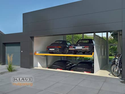 Garajes ideas dise os y decoraci n homify for Muebles para garaje