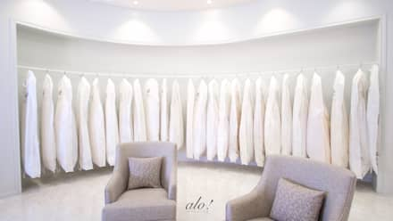 Yunita Lim Couture - Gown Collection Area:  Commercial Spaces by studioalo