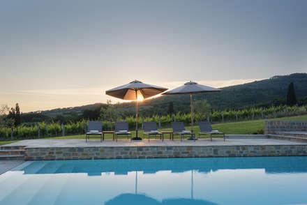 Infinity pool by MAURRI + PALAI architetti
