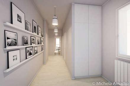 Corridor & hallway by MICHELA AMADIO - Valorizza e Vendi
