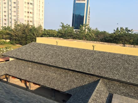 Colonial Slate :  Roof by Sri Sai Architectural Products