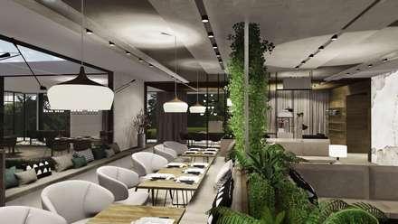 :  Gastronomy by KOKON zespół architektoniczny