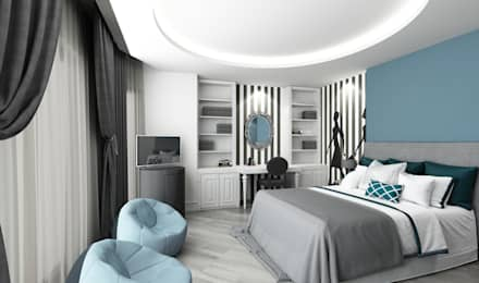 classic Nursery/kid's room by Niyazi Özçakar İç Mimarlık