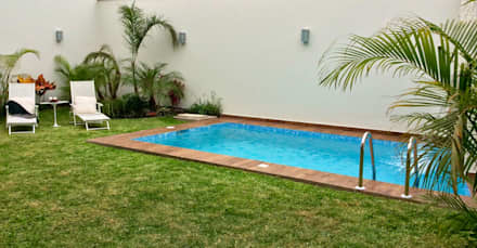 modern Pool by EPG  Studio
