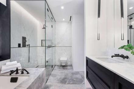 mediterranean Bathroom by GD Arredamenti
