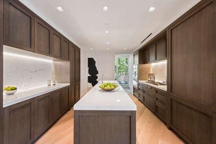 West Village | Kitchen: Cucina attrezzata in stile  di GD Arredamenti