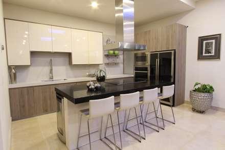 Cocinas ideas im genes y decoraci n homify for Mostrar cocinas modernas