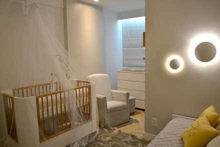 комнаты для новорожденных в . Автор – Bino Arquitetura