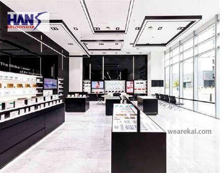 한스바이오매드 쇼룸(Hans Biomed Showroom): 위아카이(wearekai)의  전시장