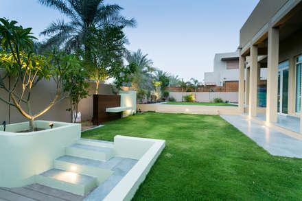 庭院池塘 by Hortus Associates