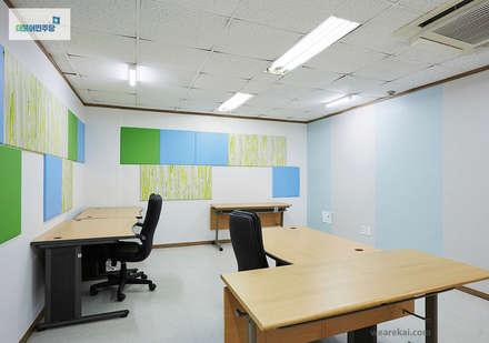 더불어민주당사무실 리모델링(Remodelling DBA Democratic Party Office): 위아카이(wearekai)의  회사