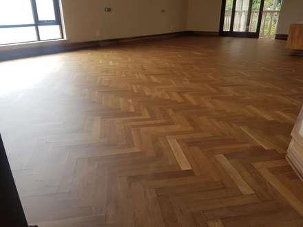 House Osman:  Floors by Inovar