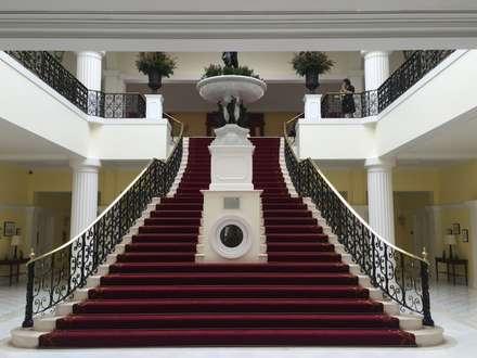 The Yetman Hotel: Escadas  por Ferreira de Sá
