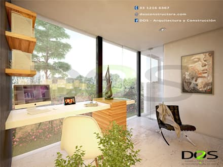 Homify for Arquitecto constructor