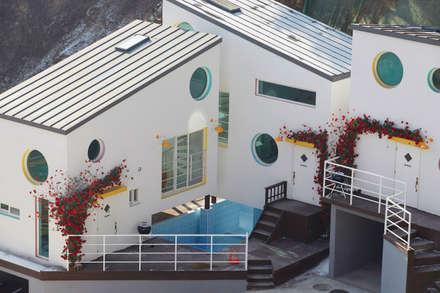 The Secret in 북한강(가평) Type OP ART①: IAMDESIGN.의  호텔