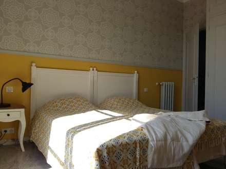 غرفة نوم بنات تنفيذ Isabelle Pradier
