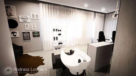 industrial Spa by Andreia Louraço - Designer de Interiores (Contacto: atelier.andreialouraco@gmail.com)
