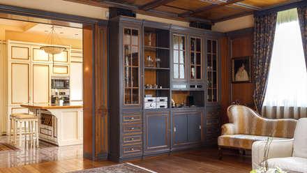 Herend | Living Room: Soggiorno in stile in stile Coloniale di GD Arredamenti