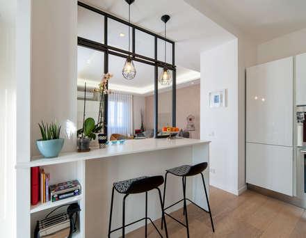 Cucina idee immagini e decorazione homify - Decorazione archi in casa ...
