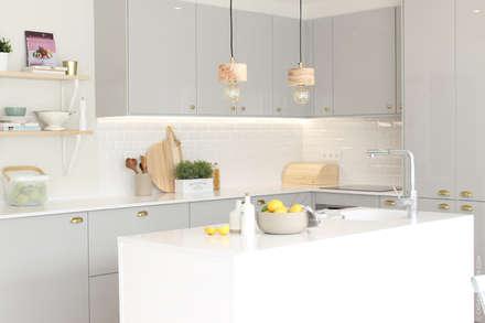 وحدات مطبخ تنفيذ Catarina Batista Studio
