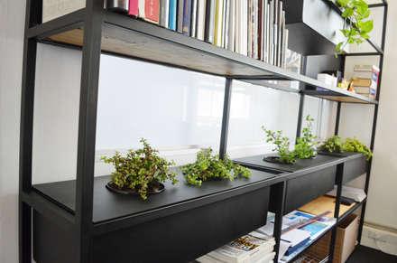 Office Interior renovation:  Commercial Spaces by ILTORO DESIGN