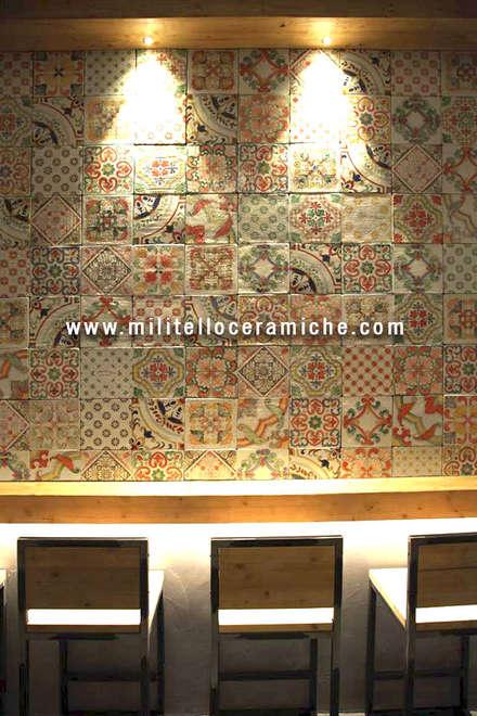 Floors by  Ceramiche Militello