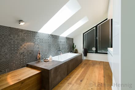 bathroom interior design ideas inspiration pictures homify. Black Bedroom Furniture Sets. Home Design Ideas