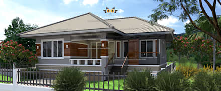 แบบบ้านออกแบบบ้านเชียงใหม่의  다가구 주택