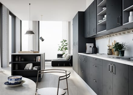 Scandinavian Style Kitchen Design Ideas & Pictures   Homify
